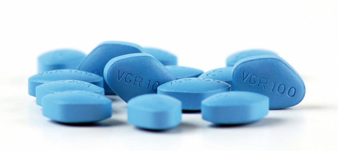 Medicines to increase potency